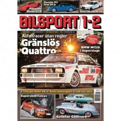 Bilsport nr 1 2013