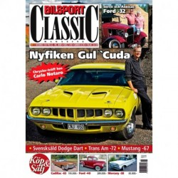 Bilsport Classic nr 11 2014
