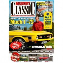 Bilsport Classic nr 7 2011