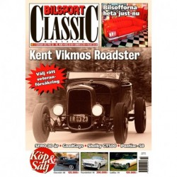 Bilsport Classic nr 2 2012