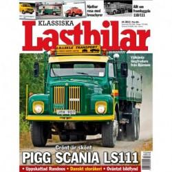 Klassiska Lastbilar nr 4 2013